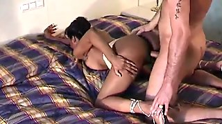 Interracial Fuck From Sexy Holland