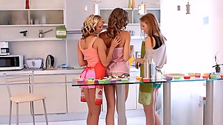 Eve, Ksenija, Patritcy - sweet candies