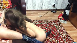 Russsian amateur village sex