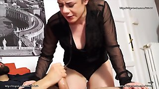 Giorgia Roma - Bad Off Bitch Deepthroat Face Fuck Abusing